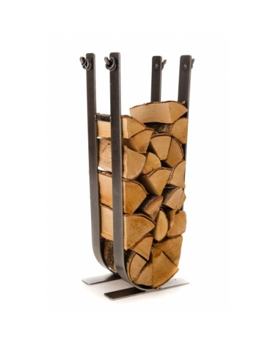Belltrees Jacobean log stack holder