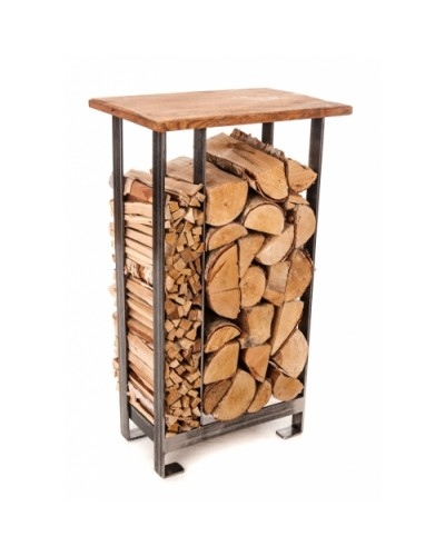 Belltrees Log and kindling table