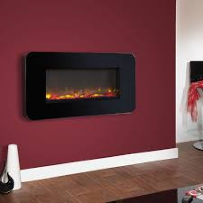 Celsi Touchflame electric wall mounted fire