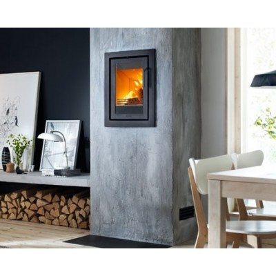 Contura i4 modern 4 sided inset stove