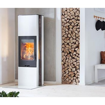 Contura 35 high freestanding stove