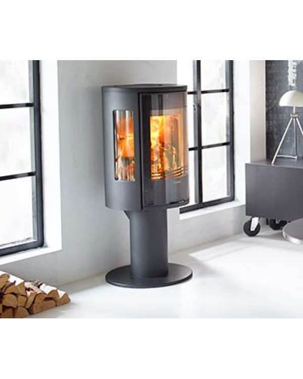 Style At Home Uk Wood Burner Room