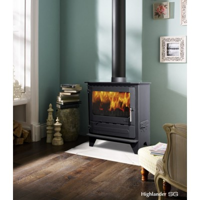Dunsley SG Multi Fuel Stoves