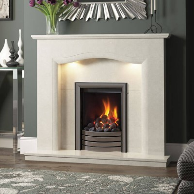Elgin and hall Sophia marble fireplace