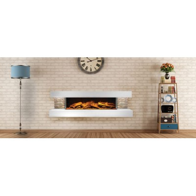 Evonic Compton 1000 wall mounted electric fire