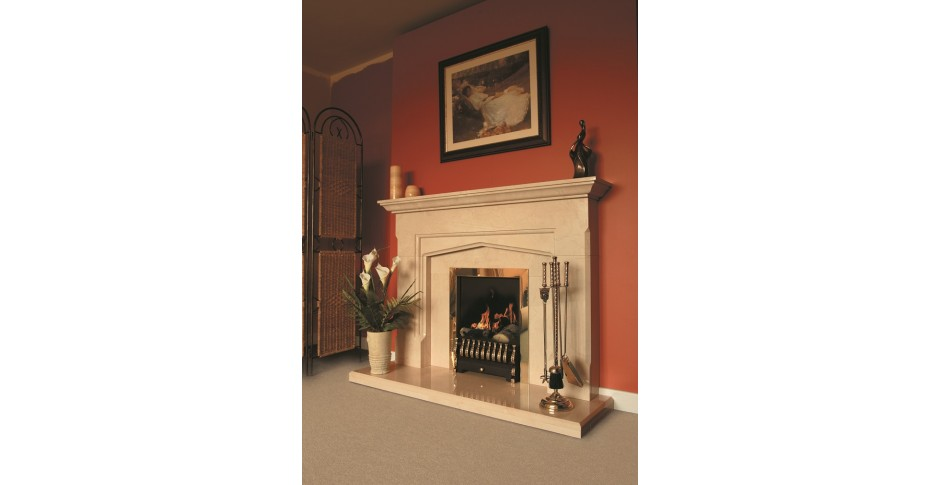 Natural Marble Fireplaces