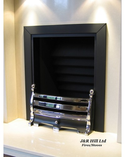 Magnetic gas fire trim and Fret