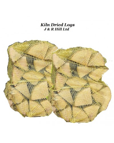 Kiln Dried Net of Logs
