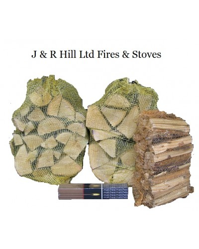 Kiln Dried logs Starter Pack 2