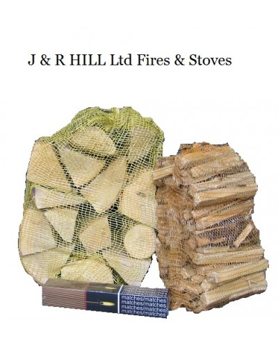 Kiln Dried logs Starter Pack 1