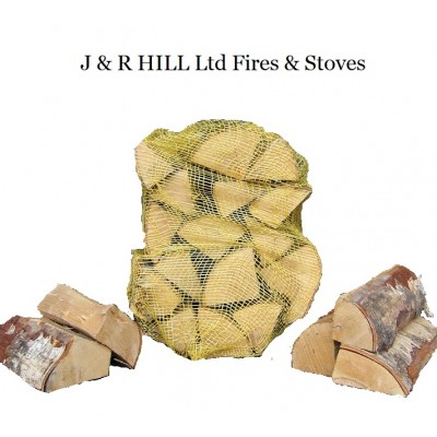 Kiln dried logs 15kg net hard wood