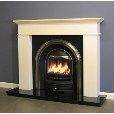 Luxus Branscombe Limestone surround mantel only