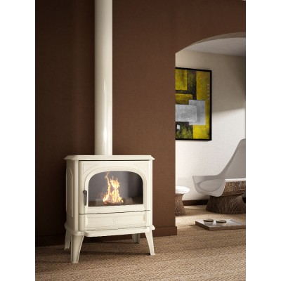Seguin Saphir Woodburning Defra approved Stove