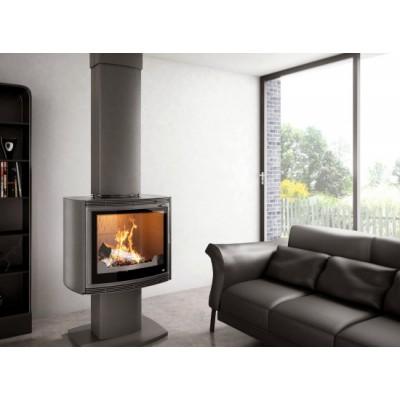 Seguin Onyx woodburning stove