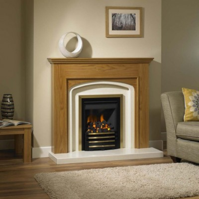 Trent Fireplaces Livy Wooden Surround