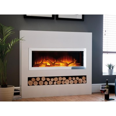Flamerite Gotham 900 Suite electric fire