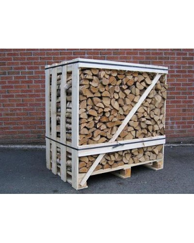Kiln dried wood logs 1 cubic metre
